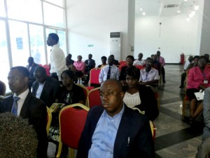 The Medical Association of Nigerians Across Great Britain (MANSAG) and Federal Medical Center Abeokuta training week holding at Green Legacy Resort, ...